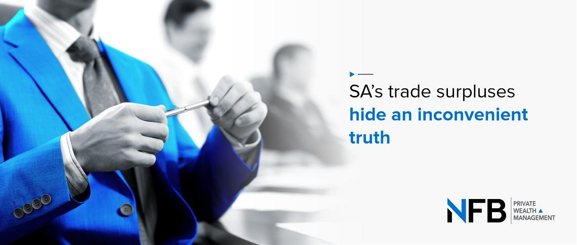 SA's trade surpluses hide an inconvenient truth