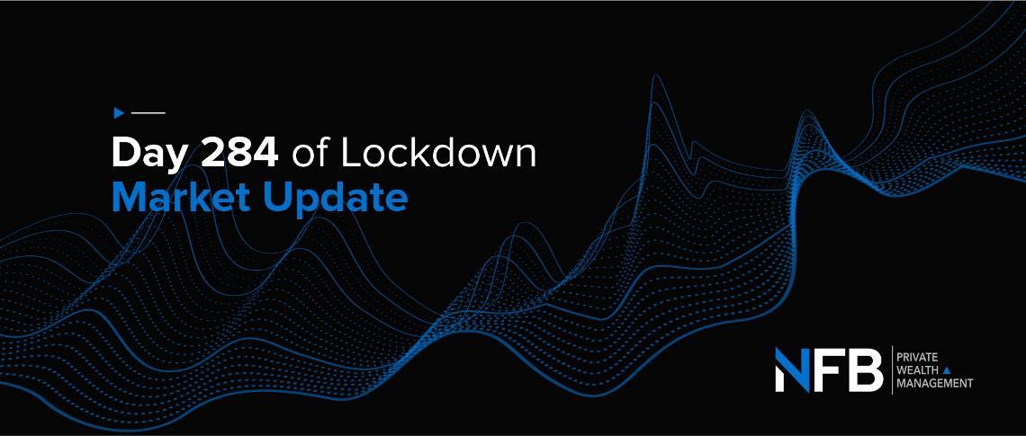 Day 284 of Lockdown | Market Update