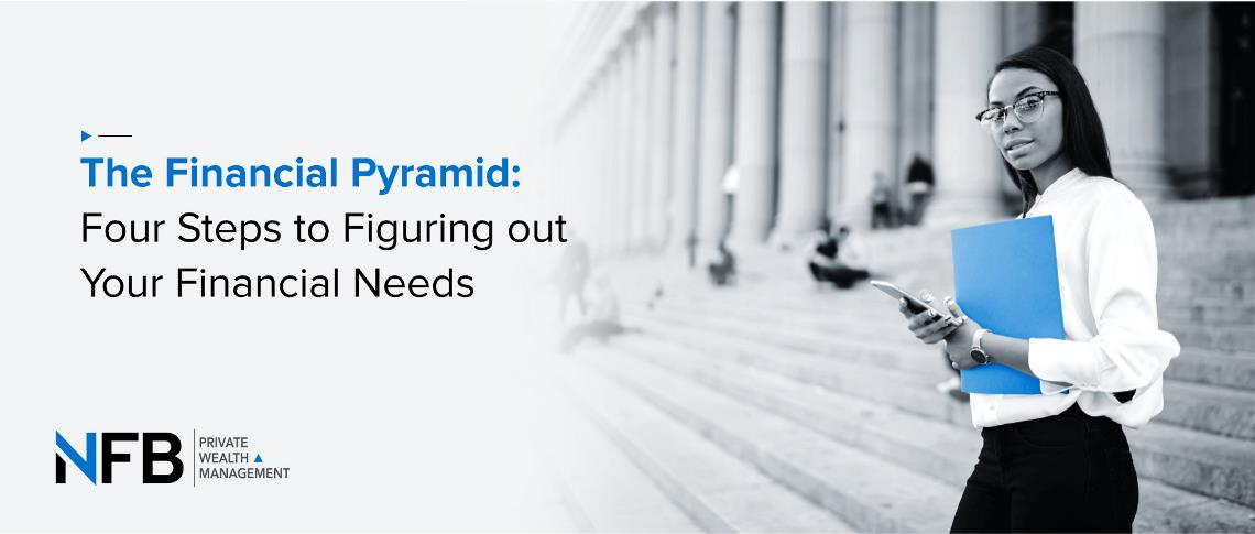 The Financial Pyramid: Four Steps to Figuring out Your Financial Needs