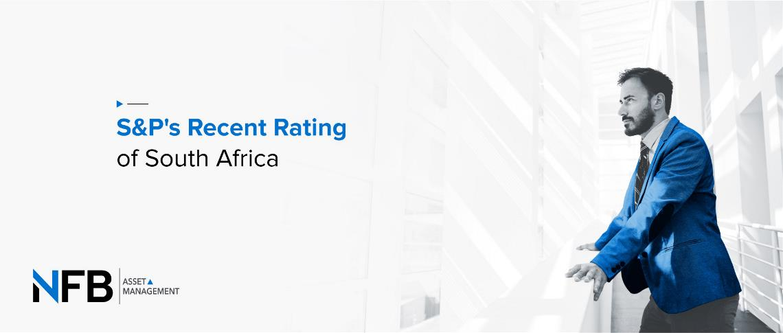 S&P's Recent Rating of South Africa