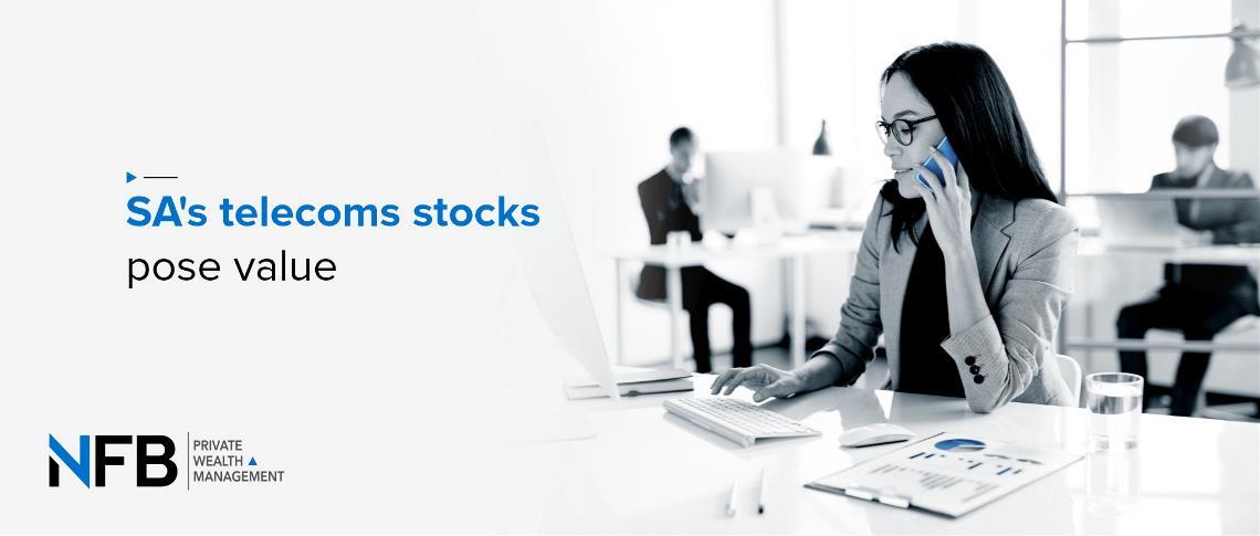 SA's telecoms stocks pose value