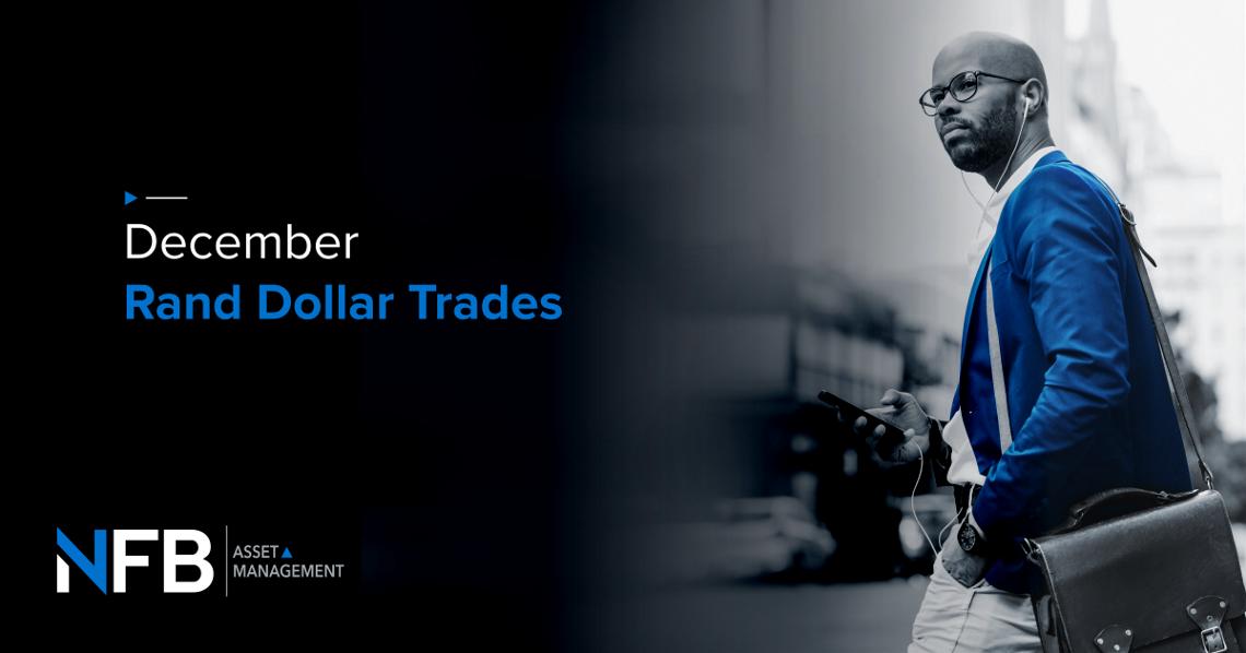 December rand dollar trades
