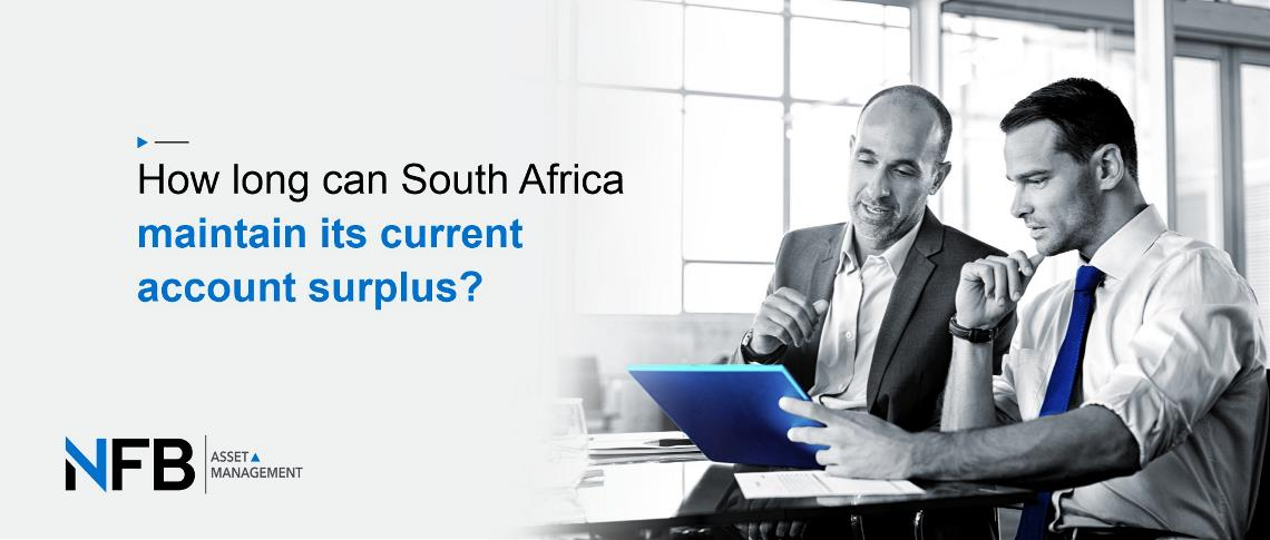 How long can South Africa maintain its current account surplus?