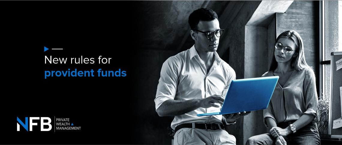 New rules for provident funds
