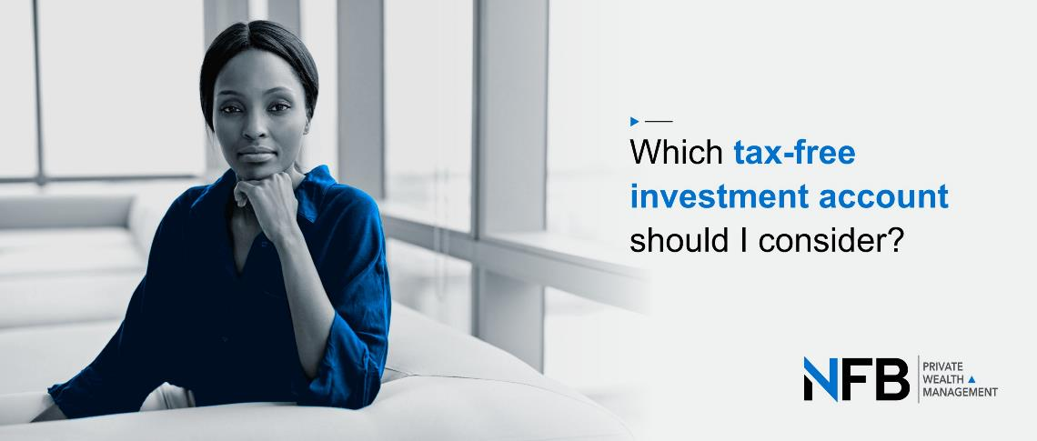 What is the best tax-free investment account I should be considering?